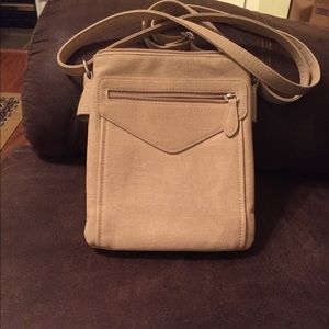 Safekeeper Crossbody Bag